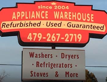 Appliance Store Washington County AR