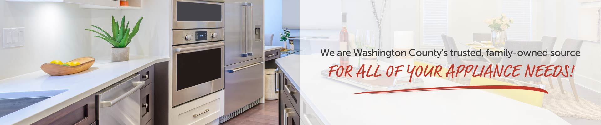 Used Appliances in Washington County, AR | Appliance Store